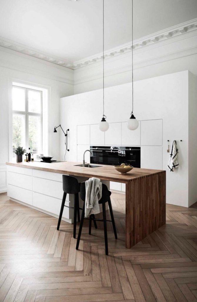 cocina-encimera-madera
