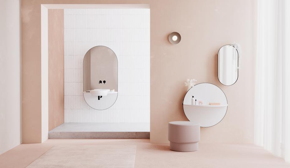 10 Muebles de baño originales